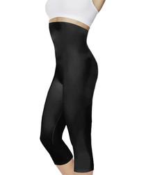 Image of Grey extra large sauna-effect leggings