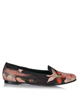 7278834ebea2 Jaday textured floral slip-on shoes Sale - Ted Baker Sale
