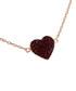 Rose gold-tone red heart bracelet Sale - Michael Kors Sale