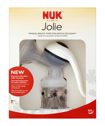 Image of Jolie manual breast pump