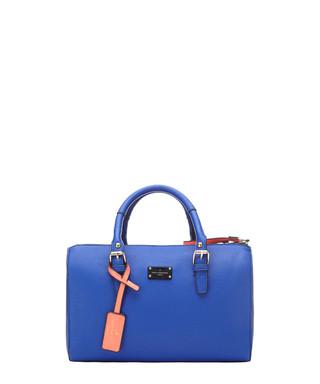 3d93def33e Annie electric blue   coral grab bag Sale - PAUL S BOUTIQUE Sale