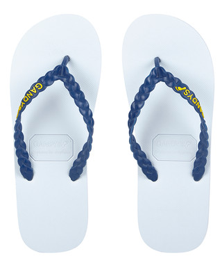 a6cf2c910701ea Gandys. Men s Great white flip-flops