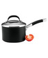 Black steel non-stick saucepan 18cm  Sale - Circulon Sale
