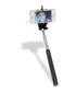 Black universal selfie pole  Sale - Inki Sale