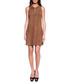 Women's Enora cognac suede dress Sale - giorgio & mario Paris Sale