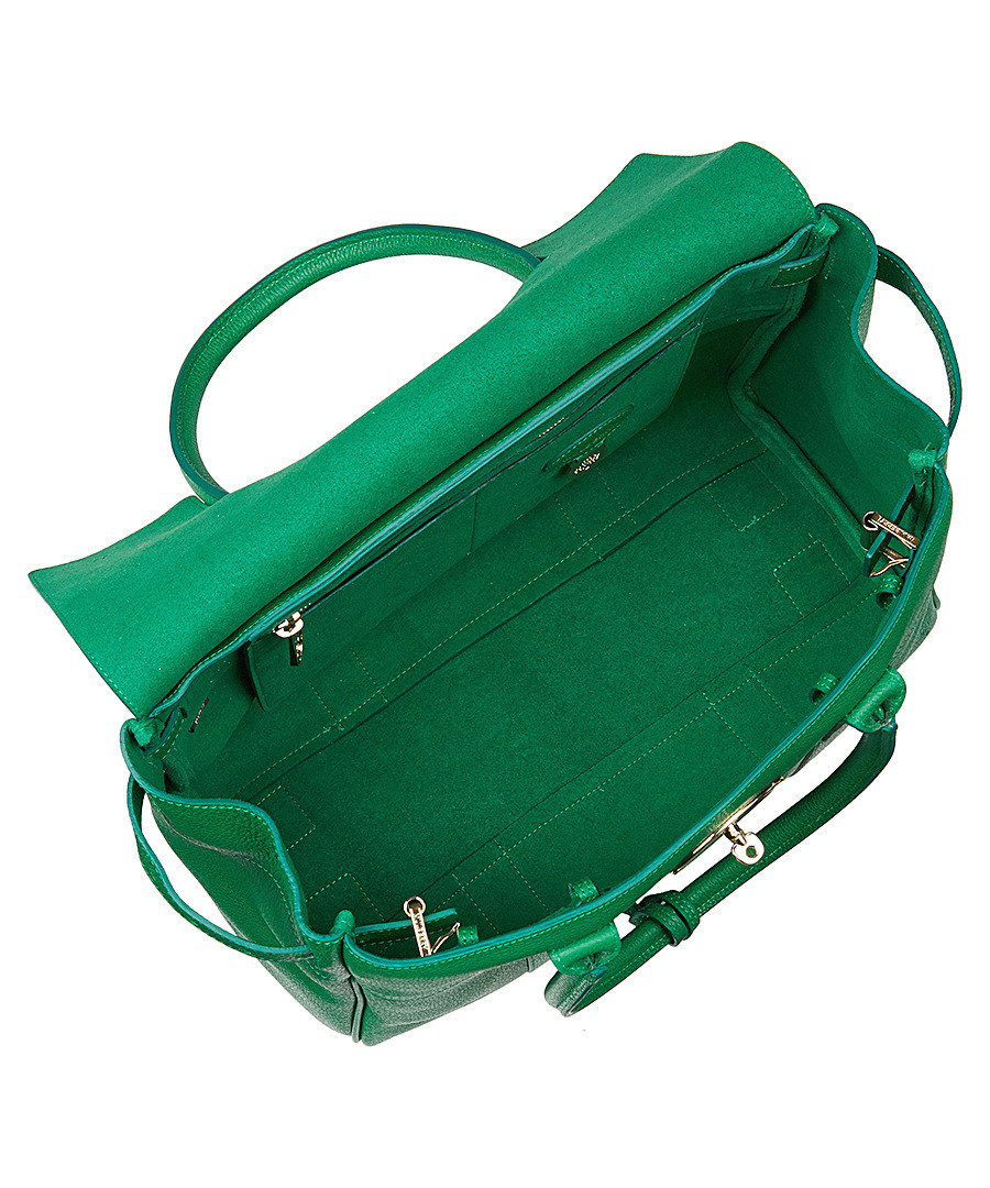 10e9de9331fc ... ireland bayswater small green leather tote sale mulberry sale 6519e  90ef4