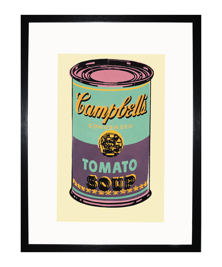 Green Campbell's Soup Can 1965 print  Sale - andy warhol