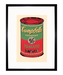Red Campbell's Soup Can 1965 print