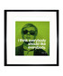 Everybody quote framed print 40 x 40 cm Sale - andy warhol Sale