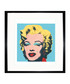 Green Marilyn 1967 framed print Sale - Andy Warhol Sale