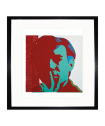Self Portrait 1967 framed print