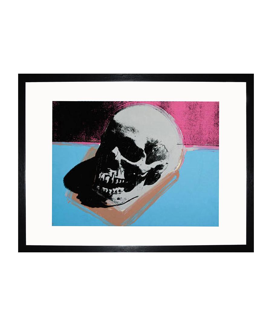 Skull 1976 framed print Sale - Andy Warhol