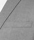 2pc light grey pure wool suit Sale - SPENCER HART Sale
