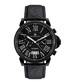 Classique Modern black leather watch Sale - mathis montabon Sale