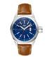 Rook tan leather & diamond watch  Sale - jbw Sale
