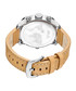 G3 tan leather & diamond watch Sale - jbw Sale