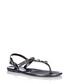 Rockstar Jelly graphite jewel sandals Sale - Holster Sale
