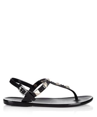 defd0dab9 Holster. Rockstar Jelly black stud sandals