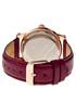 Gisele plum leather toucan watch Sale - bertha Sale