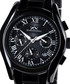 Overcast black ceramic watch Sale - hindenberg Sale