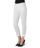 Tessa serenity cotton cropped jeans
