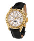 Le Capitaine gold-tone & black watch Sale - andre belfort Sale