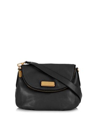 436ad67e81ba Marc by Marc Jacobs. New Q Natasha black leather bag