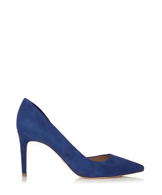 78dba0f46 Blue suede cut-away heels Sale - Tory Burch Sale