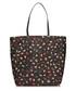 Leila black floral print shoulder bag Sale - REBECCA MINKOFF Sale