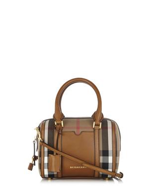 Alchester small leather trim grab bag Sale - Burberry Sale 54709f6759dd2