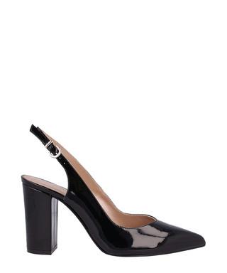 c001d2b23 Black patent leather slingback heels Sale - ROBERTO BOTELLA Sale