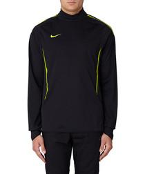 Perform Shell black & yellow jacket