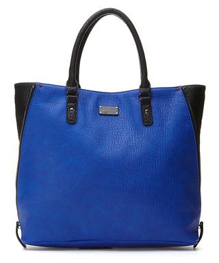 4430e60e55 Alex electric blue   black tote bag Sale - PAUL S BOUTIQUE Sale