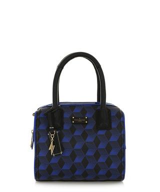 d08a15c63b Millie navy   black bowler grab bag Sale - PAUL S BOUTIQUE Sale