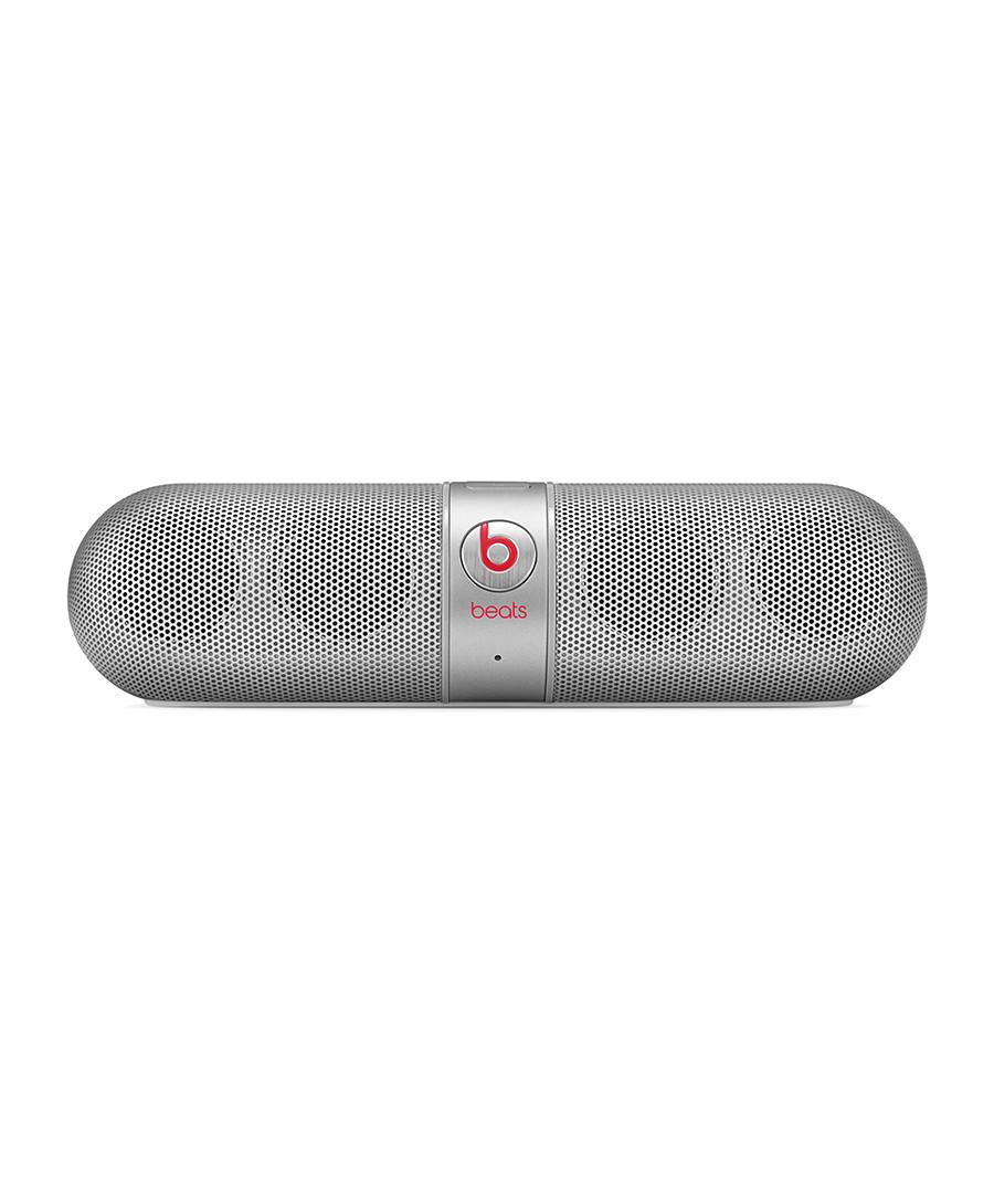 Pill 2.0 silver-tone bluetooth speaker Sale - beats