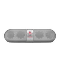 Beats Pill 2.0 silver wireless speaker