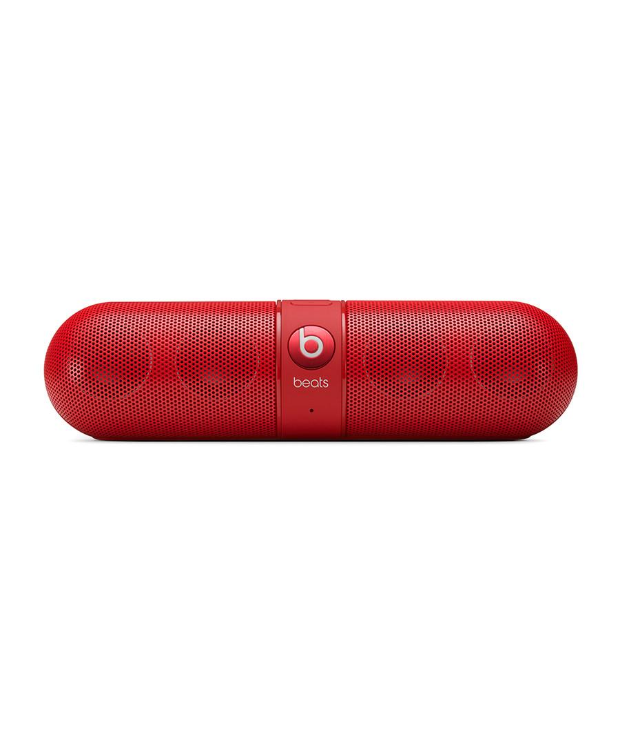 Beats Pill 2.0 red wireless speaker Sale - beats