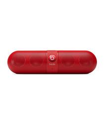 Beats Pill 2.0 red wireless speaker
