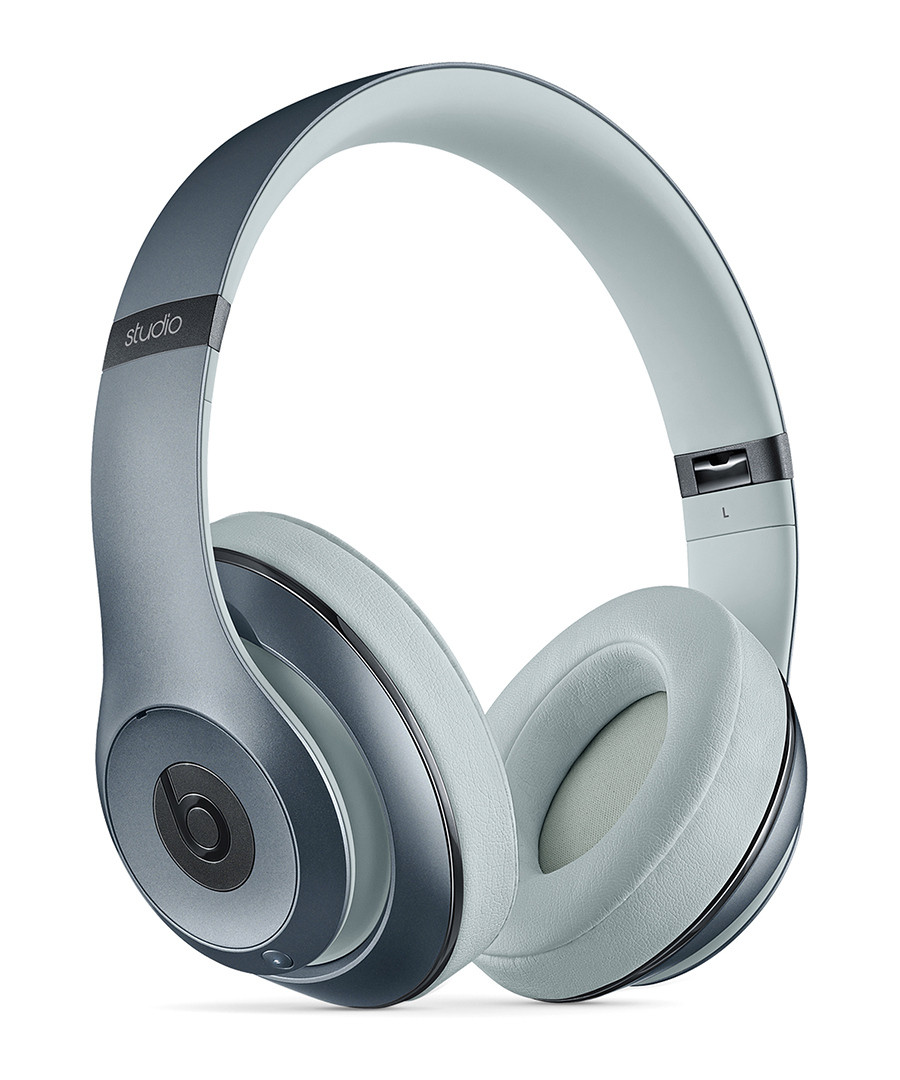 discount beats studio grey wireless headphones secretsales. Black Bedroom Furniture Sets. Home Design Ideas