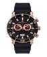 Immergée black & rose gold-tone watch Sale - mathieu legrand Sale