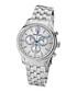 Classique silver-tone steel watch Sale - mathieu legrand Sale