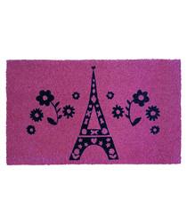 Image of Eifflel Tower doormat