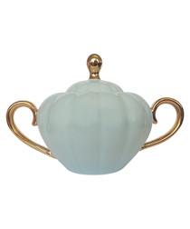 Image of Belle duck egg sugar bowl