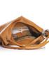 Tan leather slouch shoulder bag Sale - Anna Morellini Sale