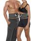 Unisex S5 grey toning belt Sale - Slendertone Sale