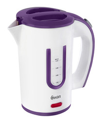 Travel kettle & cups set