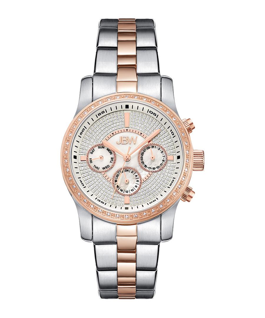 Vixen two-tone & diamond watch Sale - jbw