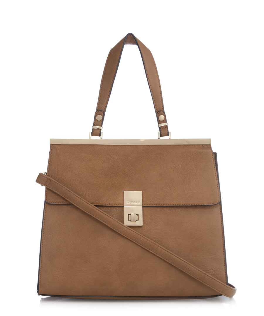Dune Alison tan satchel bag, Designer Bags Sale, Outlet at ...