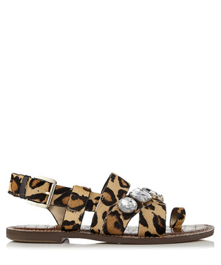 b0afdf48fb0001 Dailey leopard brahma sandals Sale - Sam Edelman Sale