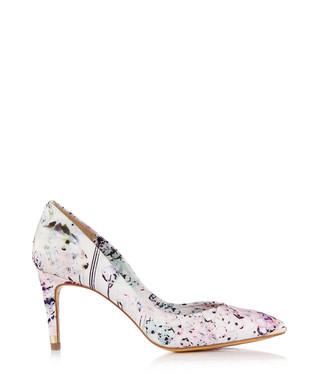 378ca710dc9592 Charmesa white floral print heels Sale - Ted Baker Sale